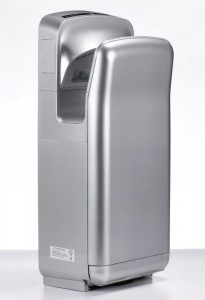 SUSZARKA DO RĄK  WARMTEC JetFlow 1650W Silver